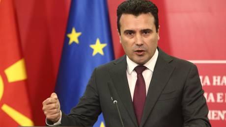 Αναδίπλωση Ζάεφ: Η Συμφωνία των Πρεσπών θα εφαρμοστεί πλήρως