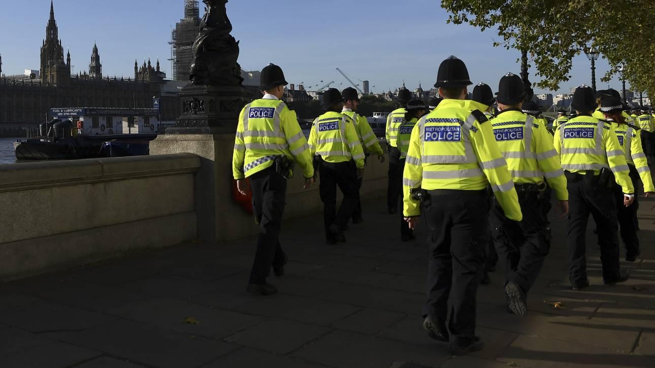 Συναγερμός στο Λονδίνο για διαρροή επικίνδυνης ουσίας