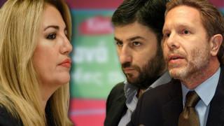 Χαμηλό... βαρομετρικό στη Χαριλάου Τρικούπη: Βγήκαν τα μαχαίρια λόγω συνεδρίου