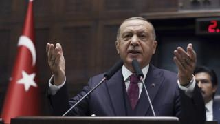 «Δεν έχω αποφασίσει ακόμα»: Στον «αέρα» το ταξίδι Ερντογάν στις ΗΠΑ