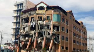 Τραγωδία στις Φιλιππίνες: Τουλάχιστον πέντε νεκροί από το σεισμό των 6,5 Ρίχτερ