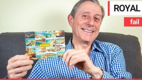 Βρετανός παρέλαβε καρτ ποστάλ που είχε στείλει ο ίδιος στους γονείς του πριν από 30 χρόνια