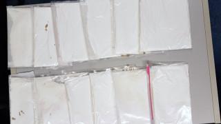 Εξαρθρώθηκε μεγάλο κύκλωμα ναρκωτικών – Κατασχέθηκαν 105 κιλά κοκαΐνης