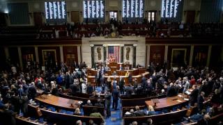 H Βουλή των Αντιπροσώπων εγκρίνει την έρευνα για καθαίρεση του Ντόναλντ Τραμπ