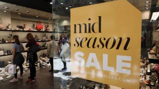 Φθινοπωρινές εκπτώσεις: Έκαναν πρεμιέρα - Ανοιχτά τα καταστήματα την Κυριακή
