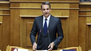 Βουλή - Μητσοτάκης: Ανίκανη η κυβέρνηση του ΣΥΡΙΖΑ στη διαχείριση των απορριμμάτων
