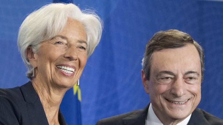 «Πρεμιέρα» για την Κριστίν Λαγκάρντ στη διοίκηση της ΕΚΤ