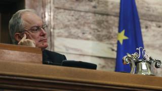 Προανακριτική: Αναρμόδιος δηλώνει ο Πρόεδρος της Βουλής στην εξαίρεση Πολάκη - Τζανακόπουλου