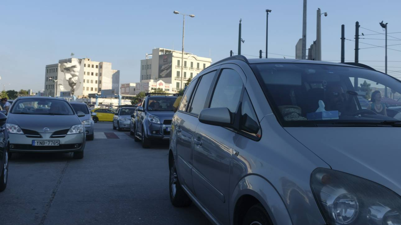 Παραβάσεις στο 25% των αυτοκινήτων με ξένες πινακίδες