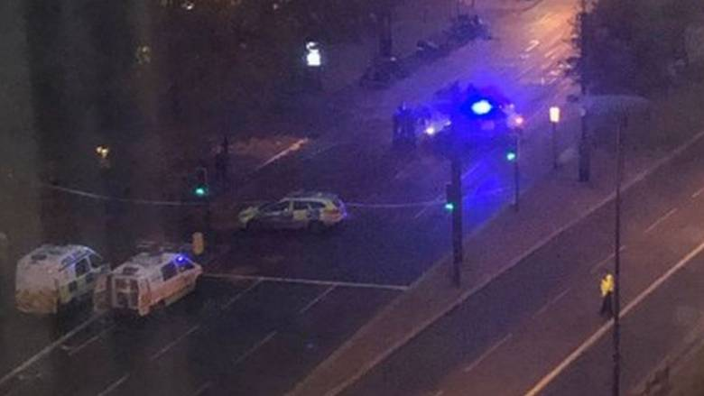 Λήξη συναγερμού στο Λονδίνο: Δεν ήταν τελικά ύποπτο το όχημα