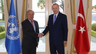 Τα σχέδια Ερντογάν για τη «ζώνη ασφαλείας» στη Συρία προβληματίζουν την Ευρώπη