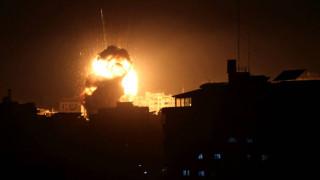 Αεροπορικές επιθέσεις του Ισραήλ στη Γάζα - Νεκρός ένας Παλαιστίνιος