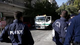 Επιχείρηση σε υπό κατάληψη κτήριο δίπλα στην ΑΣΟΕΕ: Τι βρήκε η αστυνομία