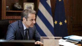 Μητσοτάκης: Οι σχέσεις Ελλάδας - Κίνας έχουν εισέλθει σε μία νέα εποχή