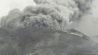 Συναγερμός στην Ιαπωνία: Έκρηξη ηφαιστείου στη νήσο Σατσουμάιο