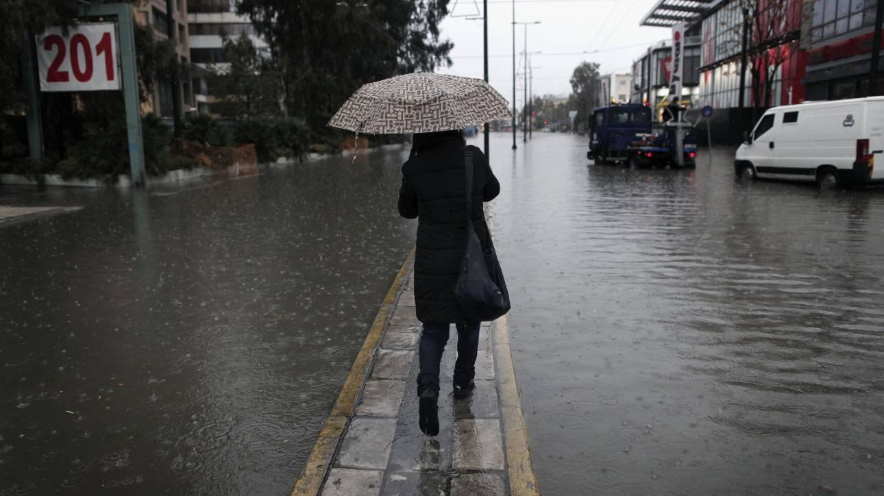 Έκτακτο δελτίο επιδείνωσης καιρού: Έρχονται καταιγίδες και χαλαζοπτώσεις - Πού θα «χτυπήσουν»