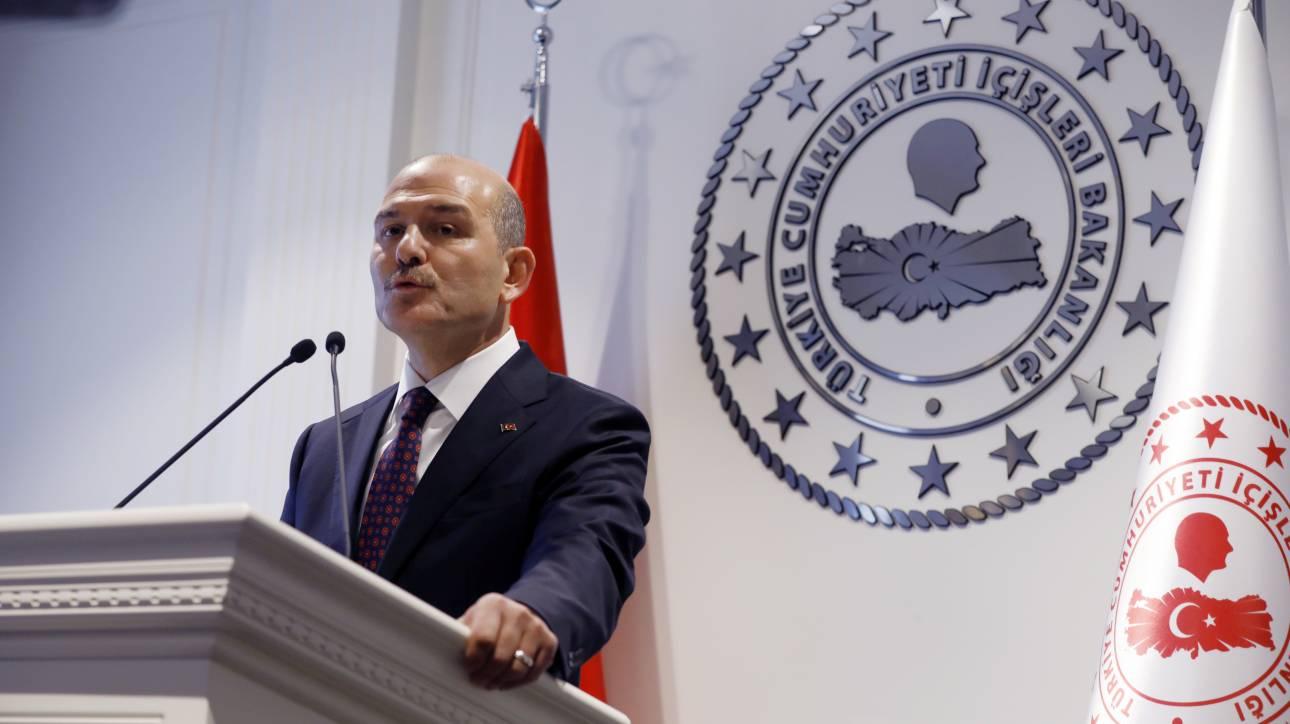 Προειδοποίηση Άγκυρας: Δεν είμαστε ξενοδοχείο για τρομοκράτες - Θα στείλουμε τους τζιχαντιστές πίσω