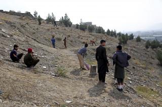 Αφγανιστάν: Φρικτός θάνατος για εννέα παιδιά - Πάτησαν πάνω σε νάρκη που εξερράγη