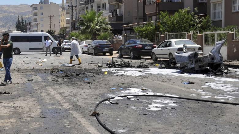 Συρία: Τουλάχιστον 15 νεκροί από έκρηξη παγιδευμένου αυτοκινήτου