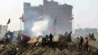 Χάος στη Βαγδάτη: Ένας νεκρός και δεκάδες τραυματίες σε μεγάλη αντικυβερνητική διαδήλωση