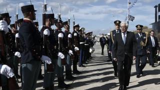 Παυλόπουλος: ΝΑΤΟ και Ε.Ε. να θυμούνται τη συνεισφορά των Ελλήνων στους αγώνες για την ειρήνη