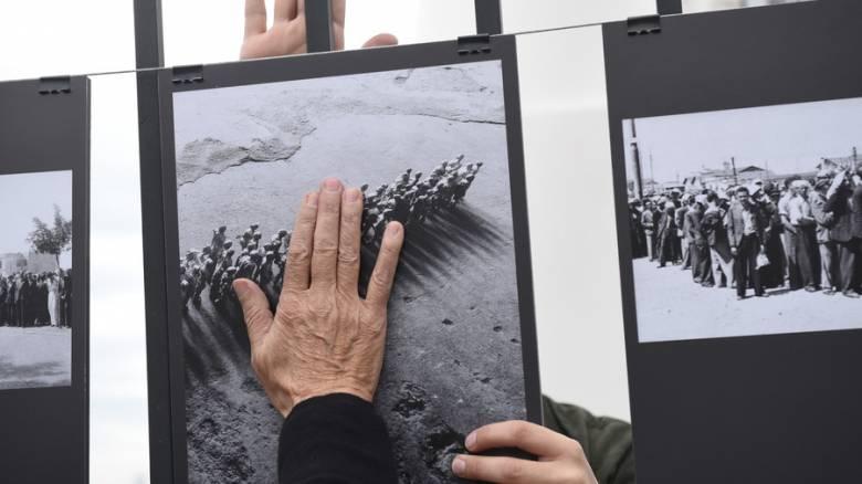 Πορεία σιωπηλής συγγνώμης προς τους Εβραίους της Θεσσαλονίκης