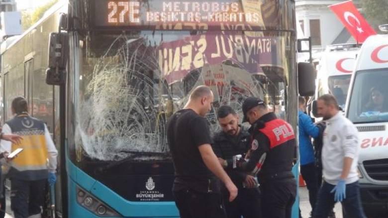 Κωνσταντινούπολη: Λεωφορείο έπεσε σε πεζούς - Τουλάχιστον 13 οι τραυματίες