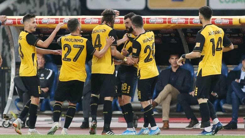 AEK-Ατρόμητος 3-2: Τη «λύτρωσε» ο Ολιβέιρα