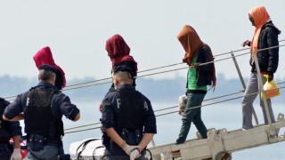 Ιταλία: Ελλιμενίστηκε το Alan Kurdi που μετέφερε 88 μετανάστες