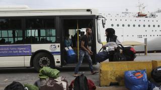 Στο λιμάνι του Πειραιά δύο πλοία με συνολικά 284 πρόσφυγες και μετανάστες