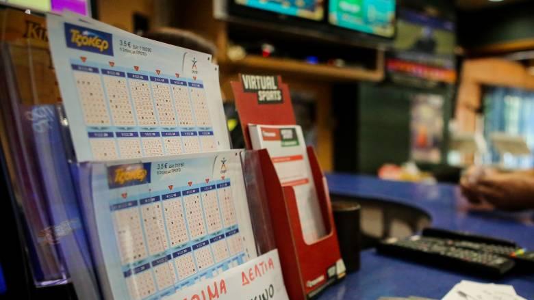 Τζόκερ: Ένας τυχερός κέρδισε σχεδόν 2 εκατομμύρια ευρώ