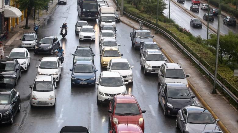 Αυξημένη η κίνηση στην πρωτεύουσα - Ποιους δρόμους να αποφύγετε