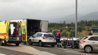 Ξάνθη: Εντοπίστηκε φορτηγό με 80 μετανάστες