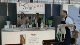 Taste the Greek Spirit: Επιτυχής η ελληνική συμμετοχή στην έκθεση Bar Convent Berlin 2019
