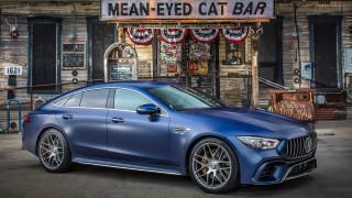 Αυτοκίνητο: Η AMG GT EQ Power+ θα είναι η υβριδική έκδοση της Mercedes-AMG GT με 816 ίππους