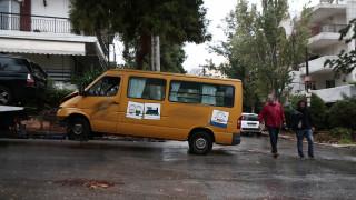 Τροχαίο με σχολικό στη Βούλα – Τραυματίστηκαν παιδιά