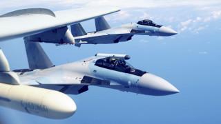 Η Ρωσία πρότεινε στην Τουρκία την αγορά των μαχητικών της αεροσκαφών Su-35