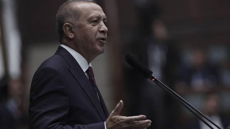 Ο Ερντογάν ενδέχεται να ακυρώσει το ταξίδι του στις ΗΠΑ