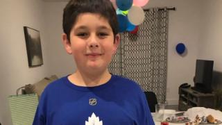 Μοναχικά γενέθλια έγιναν… μοναδικά: Ευχές από Τριντό & Στίλερ σε 11χρονο που «ξέχασαν» οι φίλοι του