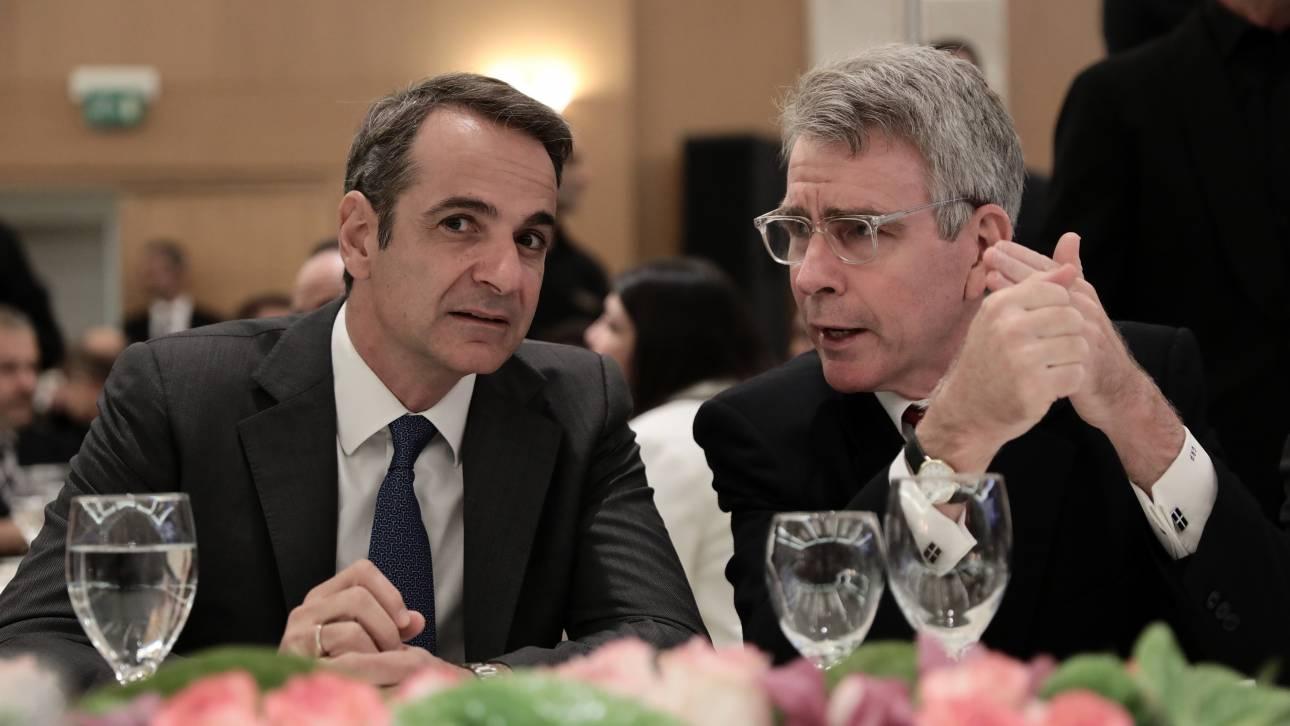 Πάιατ: Εύσημα στην κυβέρνηση Μητσοτάκη για την προώθηση των μεταρρυθμίσεων