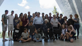 Κόρη 92χρονης που έσωσε Εβραίους στην Κατοχή: Η μητέρα μου έχει ήσυχη τη συνείδησή της