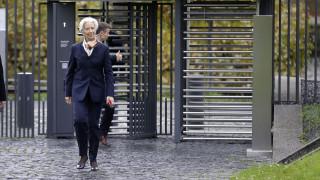Λαγκάρντ: Προς τιμήν του Σόιμπλε η πρώτη ομιλία της ως επικεφαλής της ΕΚΤ