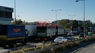 Μποτιλιάρισμα στους δρόμους της Αθήνας: Πού εντοπίζονται τα προβλήματα