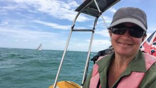 Κουσίλα Στάιν: Η τουρίστρια που ναυάγησε στο Αιγαίο και επέζησε τρώγοντας καραμέλες