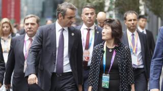 Μητσοτάκης στο κινεζικό δίκτυο CGTN: Η Ελλάδα είναι «open for business»