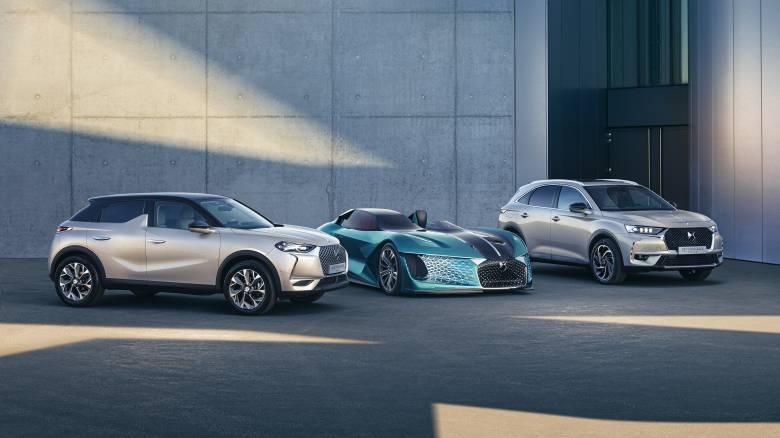 Η DS Automobiles στην «Αυτοκίνηση Anytime 2019»