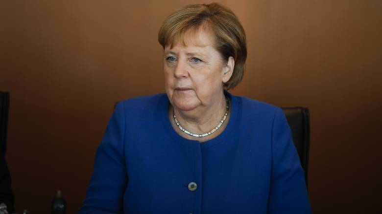 Τι θα έκανε η Μέρκελ αν δεν είχε πέσει το Τείχος του Βερολίνου; Η καγκελάριος αποκαλύπτει