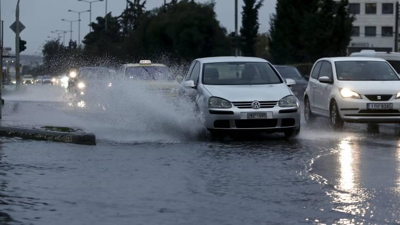Καιρός: Πού αναμένονται βροχές την Τετάρτη
