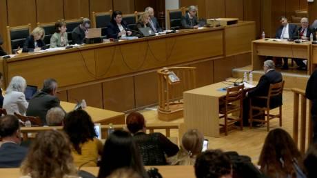 Απολογία Μιχαλολιάκου: «Πολιτική σκευωρία, είμαι αθώος»
