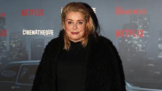 Κατρίν Ντενέβ: Εσπευσμένα στο νοσοκομείο – Σε σοβαρή κατάσταση η ηθοποιός